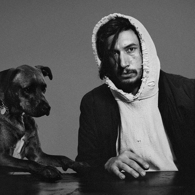 Happy 35th Birthday to Adam Driver, the best man in the whole universe!