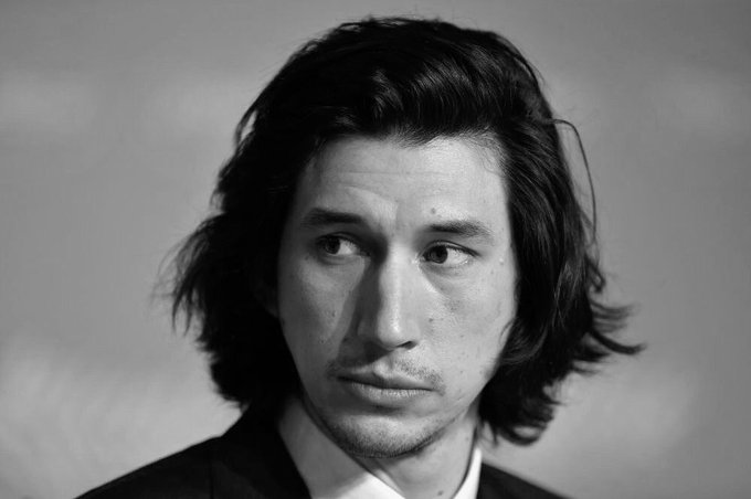 Happy birthday to Adam Driver, Kylo Ren, Ben Solo and Matt the Radar Technician! :)