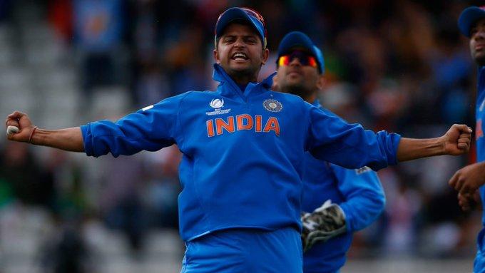 Big Hitter and all rounder Batsman in indian cricket, wishing you Happy Birthday Suresh Raina sir