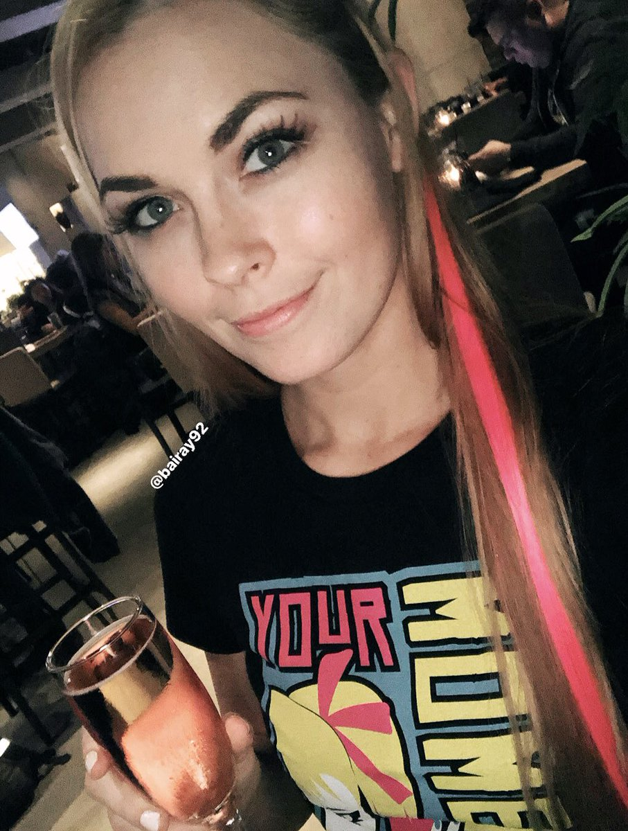 3 pic. I had so much fun at #SurvivorSeries yesterday! In case anyone was unaware, yes, I'm a big #AlexaBliss