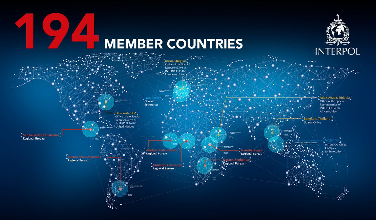 test Twitter Media - #NEWS: New member countries Kiribati and Vanuatu bring INTERPOL's global membership to 194. https://t.co/ksBmvNI5Wi