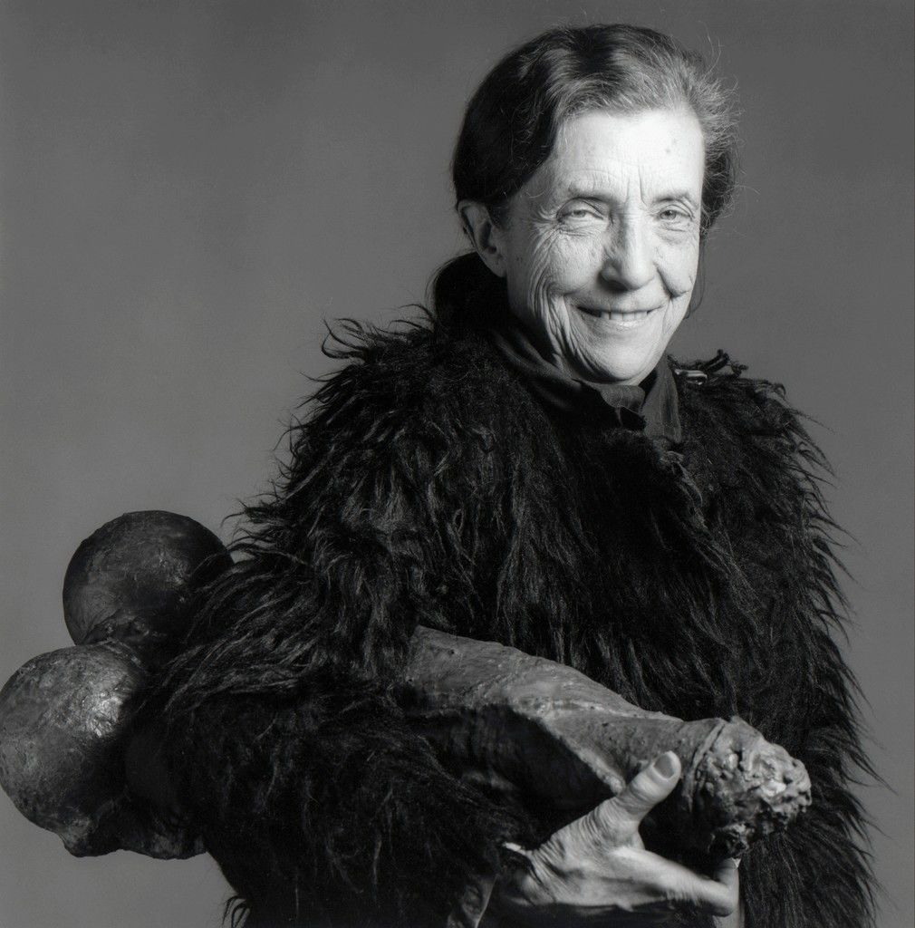 RT @artsy: How to be an artist, according to Louise Bourgeois: https://t.co/O5ITAYxfhk https://t.co/XuZU4pJX1v