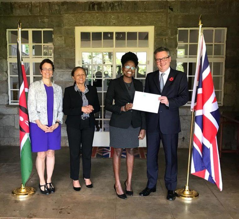 test Twitter Media - Congratulations to Claudia Kahindi '18, recipient of the 2019 Rhodes Scholarship for Kenya! Read more about Claudia's journey and future plans: https://t.co/SRqHPrTMda https://t.co/Tte6bMQzsf