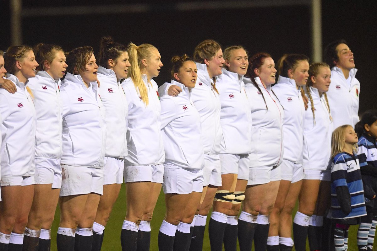 test Twitter Media - England Women National Academy confirm squad to face Canada 'A' on Wednesday night at @CobhamRFC: https://t.co/DDdN1THsEV https://t.co/OT9RX7Bx1p