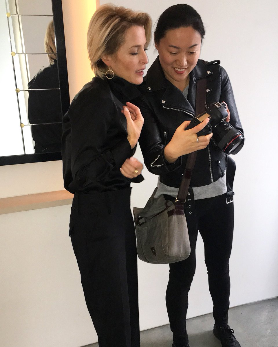 Working on something special with the lovely @charlottehuco for our new #GAWinserLondon colours... ???? https://t.co/gOssd8qiVu