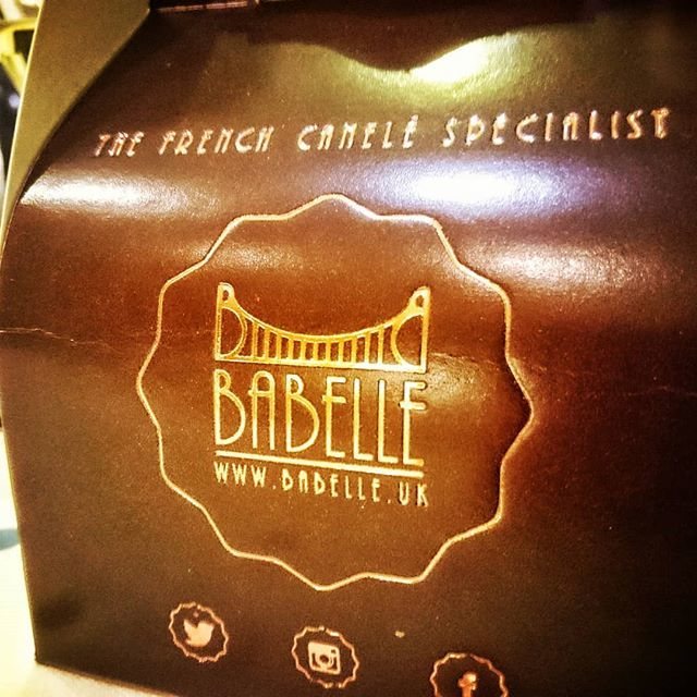 test Twitter Media - @helenlyndsayfisher brought me home two tasty caneles from @babelle_uk #treats #luckyme #cakes #dessert #french #yummy https://t.co/co0i8buet7 https://t.co/c26UF9rC2A