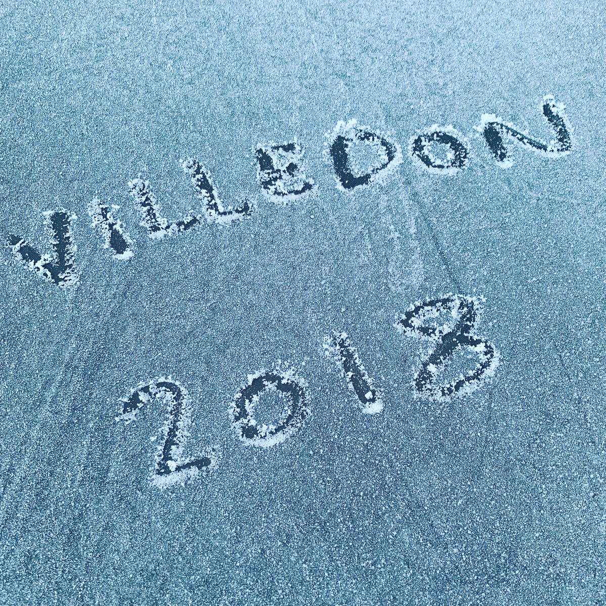 Chilly one this morning temperature on the up from today so fingers crossed! #villedon #carpfishing