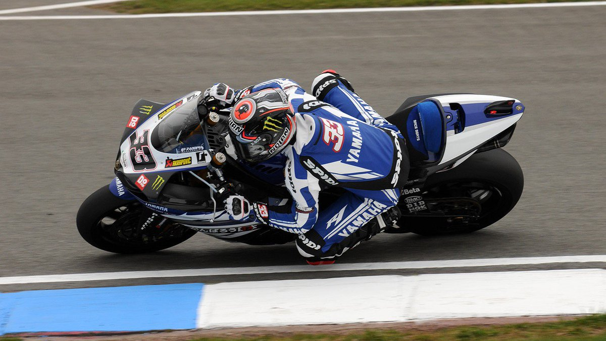 test Twitter Media - .@MarcoMelandri33 -Yamaha: Third time's the charm?  The Italian made his #WorldSBK and #MotoGP debuts with the Japanese manufacturer  📹 FREE VIDEO | #WorldSBK https://t.co/Kp3CAqYjLV https://t.co/OwO5FZsJpX