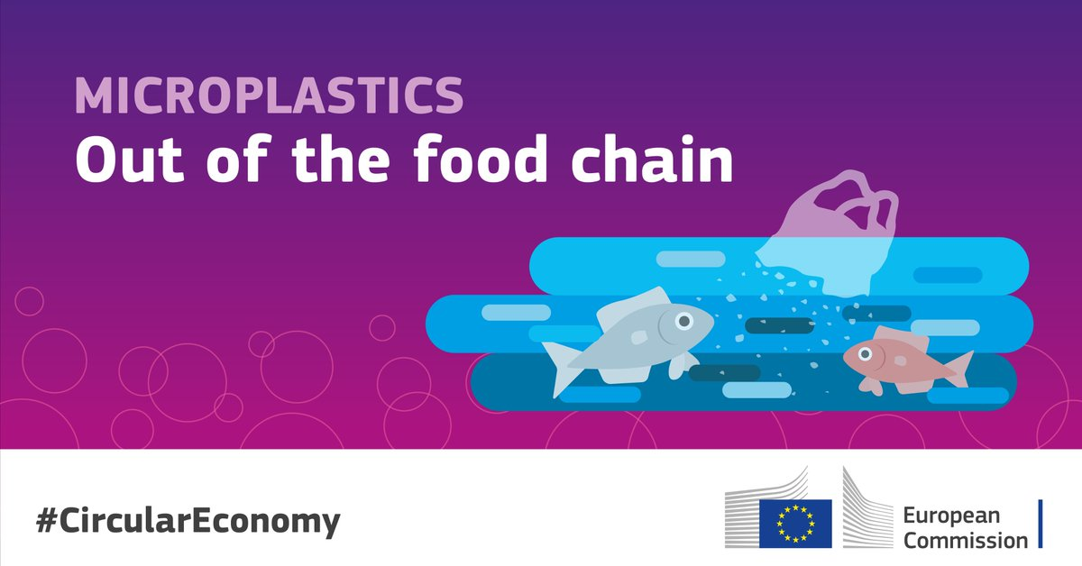 test Twitter Media - Once in Nature, plastic waste will decompose into microplastics, enter the food chain and pose danger to both marine life and human health. Join the European Week for Waste Reduction #EWWR2018 https://t.co/nvVLWgPqPy #WasteToResource #ReadyToChange to #BeatPlasticPollution https://t.co/hgIkx3AEqW