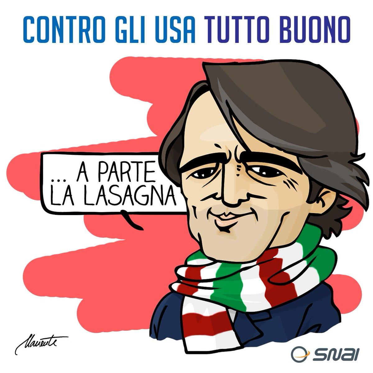 #ItaliaUSA