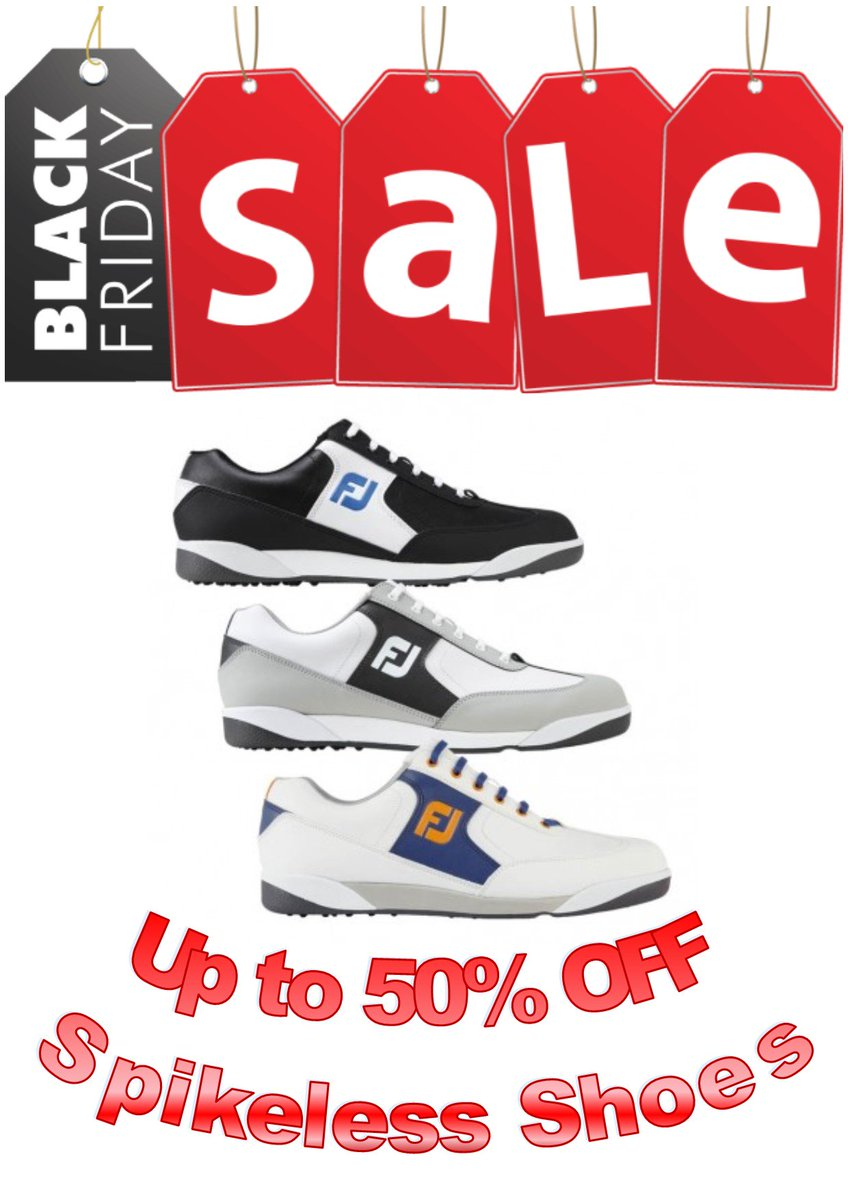 test Twitter Media - #BlackFridayDeals   Huge savings on our entire Spikeless Shoe Range. Save up to 50% on FootJoy and Stuburt Spikeless shoes. @FootJoy from just £49.99 and @stuburt just £34.99.  Hurry! While stocks last!  https://t.co/dxfktTG8zq Tel: 01446 781781 (opt.1) https://t.co/qwyK6Tvp8u