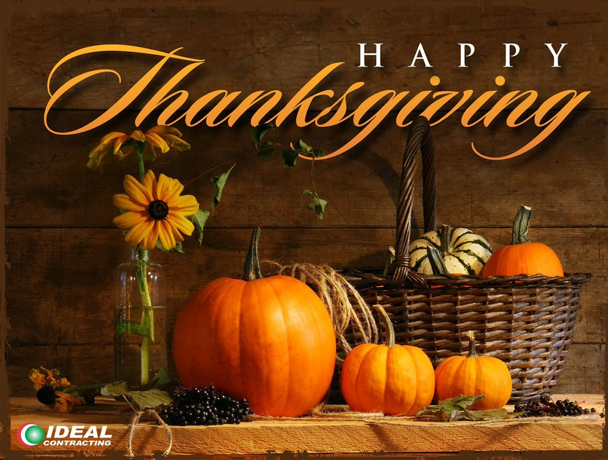 test Twitter Media - Happy Thanksgiving! We are thankful for our Ideal Team and all of our customers. #Thanksgiving #Thankful https://t.co/uiihiCqA3I