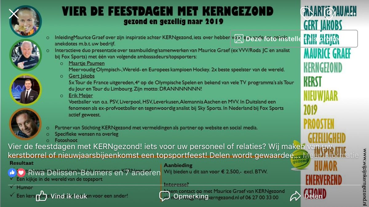 test Twitter Media - RT @MauriceGraef: @KERNg_zond ambassadeurs @Erikmeijer_ @gertjakobs64 en @MaartjePaumen komen naar u toe! https://t.co/oddOIVXy1V