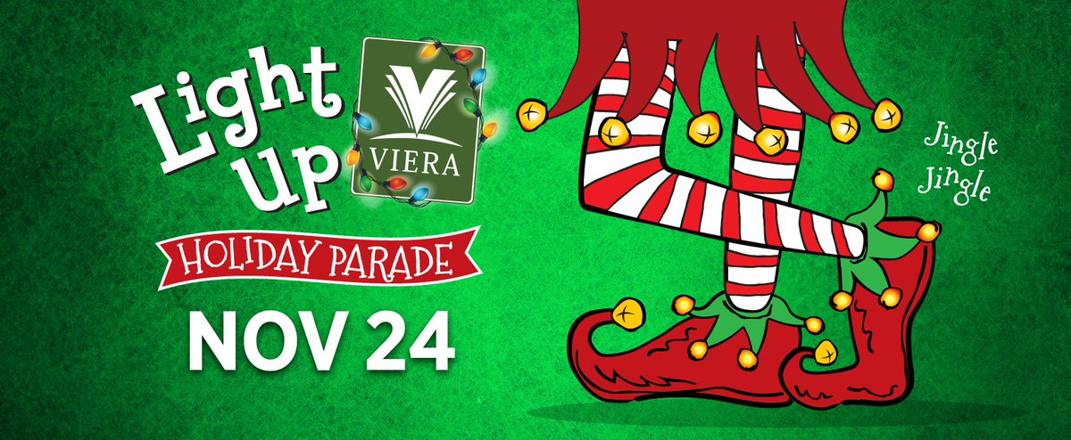 Join us tonight for the Light up Viera parade. Hope to see you there. #vieravet #lightupviera #holidays https://t.co/sdgSfHifys