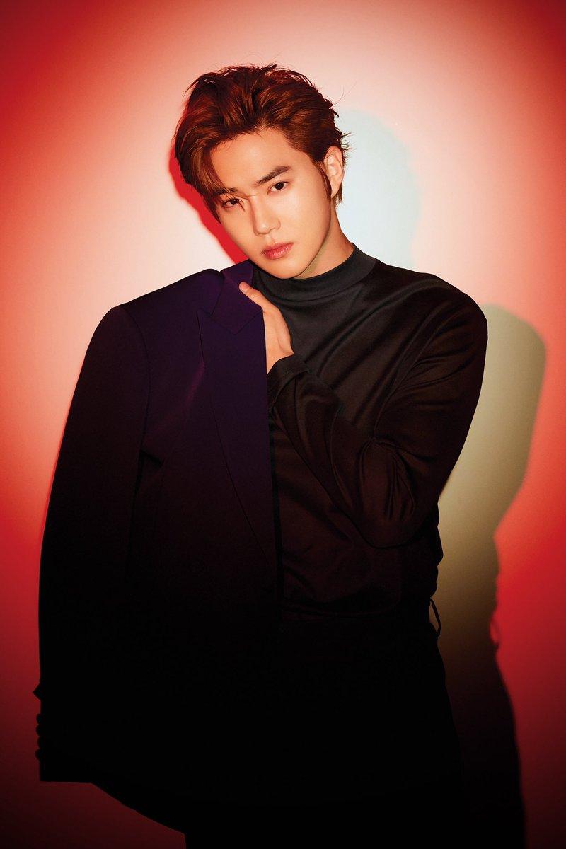 King of Visuals, Kim Junmyeon is here 👑💜   #EXO #LOVESHOT_KYUNGSOOxSUHO @weareoneEXO https://t.co/o8sUoIwu9f