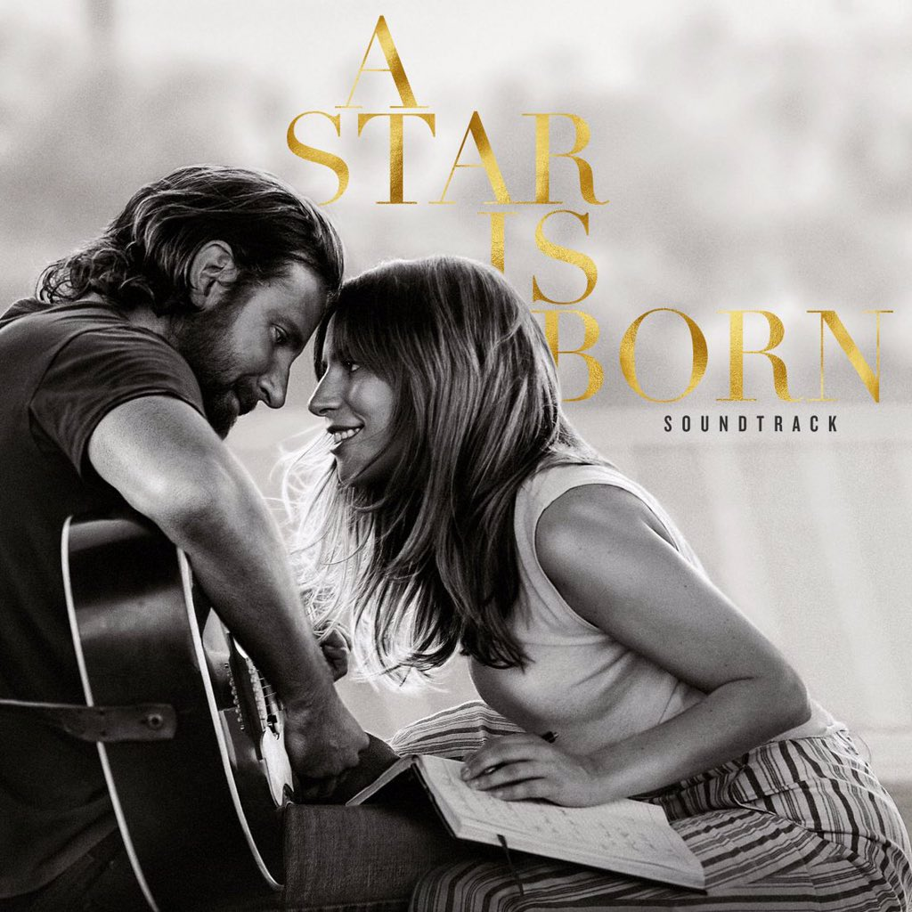 """RT @charts_lady: """"A Star is Born"""" is the best movie of 2018, according to """"People Magazine"""". https://t.co/ub2ctxFSRf"""