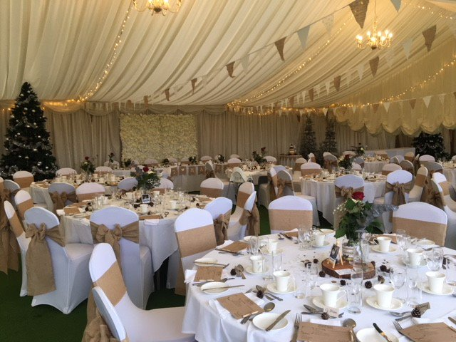 test Twitter Media - CONGRATULATIONS go to yesterday's Bride & Groom Samantha & Mrinal✨🥂 The Marquee looked gorgeous and we hope you all enjoyed your special day with us! For a copy of our Wedding brochure 01446 781781 (Opt. 2) or email sales@cottrellpark.com #marqueesetup #weddingsandevents https://t.co/lkMN6YdghM