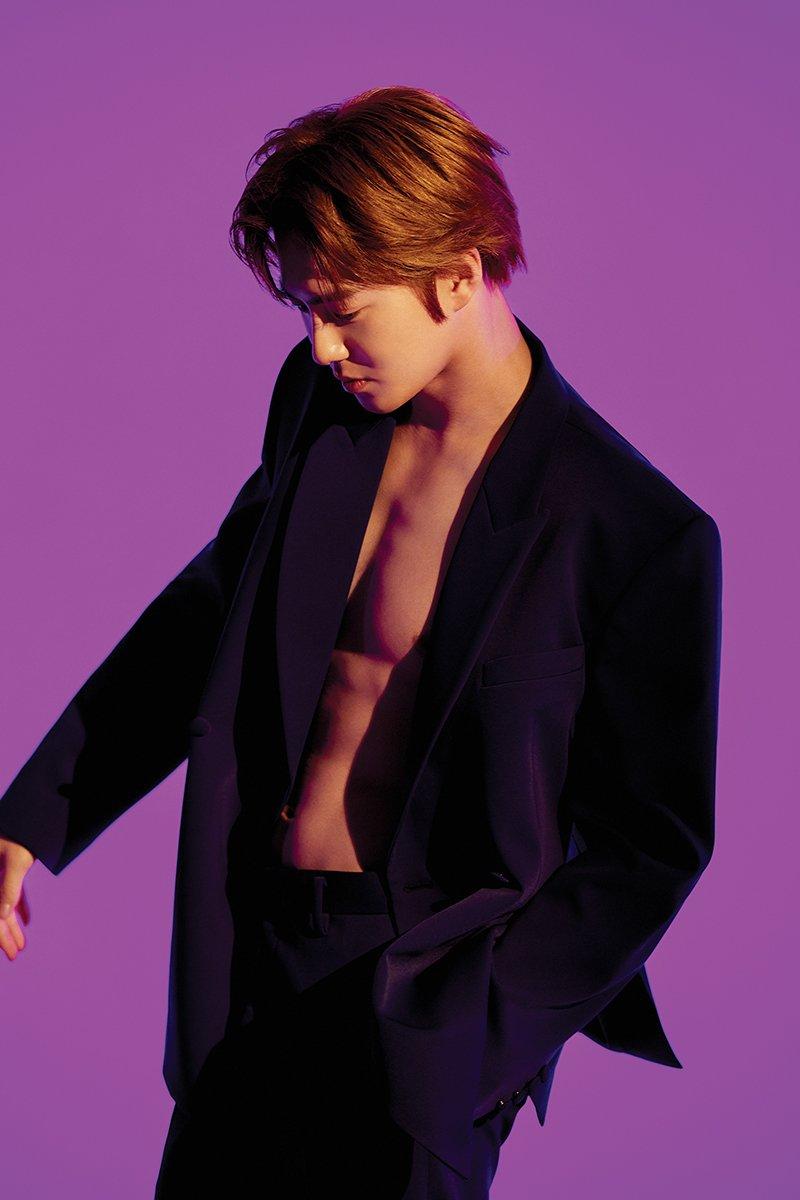 💜 Purple Team 💜  #EXO #LOVESHOT_KYUNGSOOxSUHO @weareoneEXO https://t.co/G37CaHy1oK
