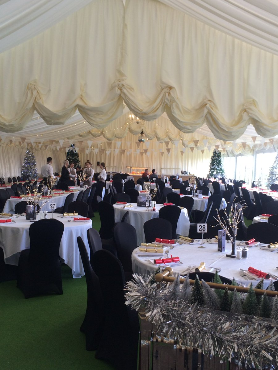 test Twitter Media - All set-up for Todays Sunday Lunch with Santa @CottrellParkLtd with award winning catering from @SPIROSCATERERS Looking forward to welcoming all our guests today. https://t.co/qKRXskMLGM