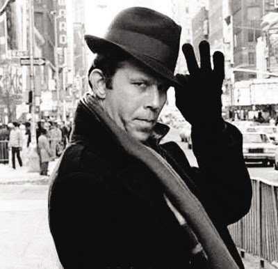 Happy belated birthday to Tom Waits who turned 69 on Dec 7th.
