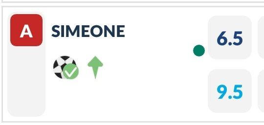 #Simeone