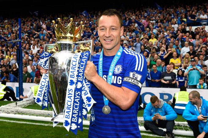 Happy birthday to club legend, John Terry!  Captain. Leader. Legend.