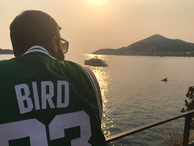 Happy birthday to legend Larry Bird!
