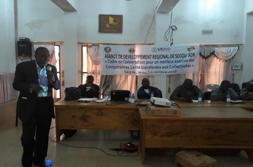 test Twitter Media - A #Segou, l'@USAIDMali à travers @SngpM appuie le cadre de concertation pour un meilleur exercice des compétences transférées aux collectivités terrtitoriales dans les domaines de l'#éducation et de la #santé. #Mali #Gouvernance #Decentralisation https://t.co/lQZY7QGq49