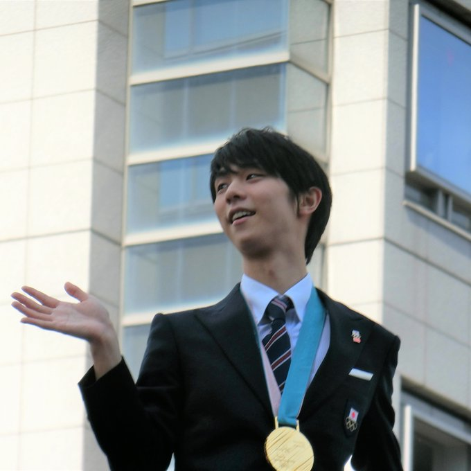 Happy Birthday!!!!! Stay healthy and stay happy,stay as Yuzuru Hanyu.