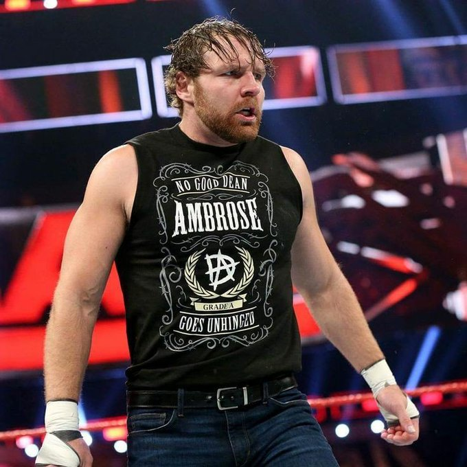 Happy Birthday to the lunatic fringe Dean Ambrose!