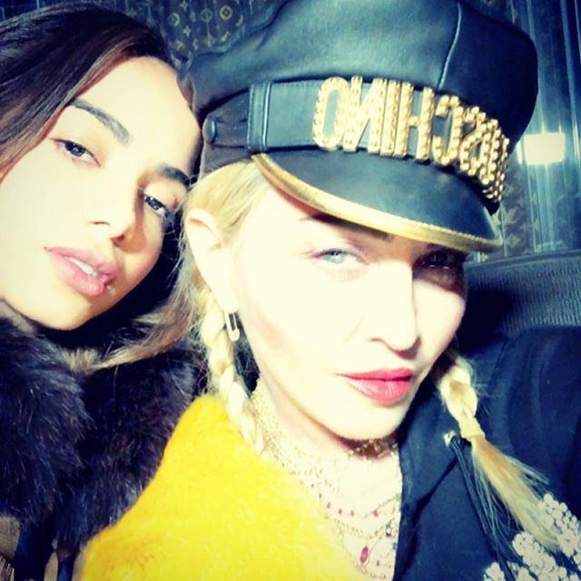 Always fun to run into talented and beautiful friends in the studio! ????#anitta ????????????! ????????#magic https://t.co/mun4jA2Xwz