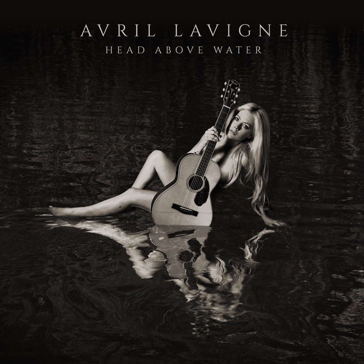 My new album, #HeadAboveWater, is available for pre-order on December 12. https://t.co/5wLpdXE06T