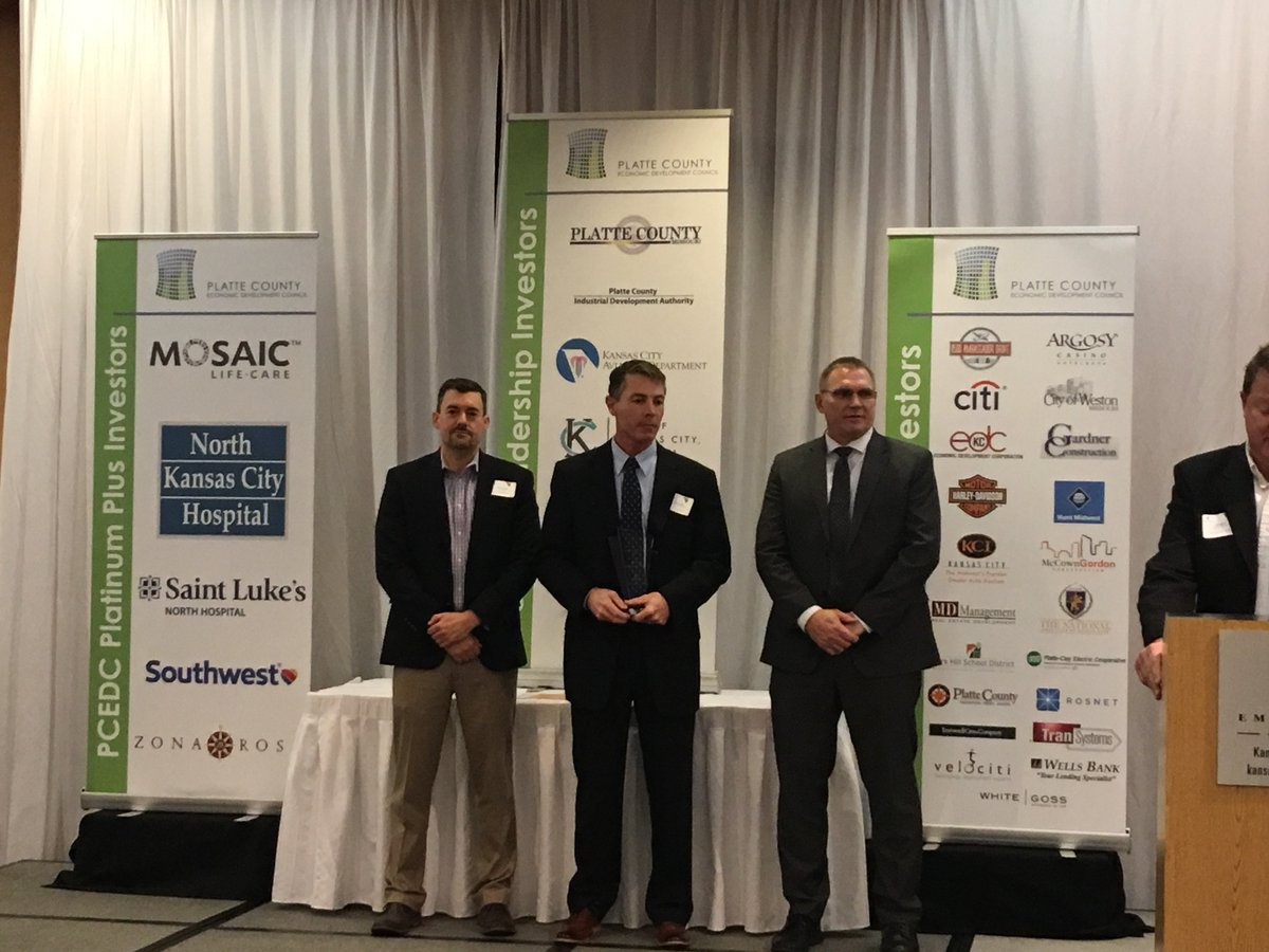 test Twitter Media - Thank you @PlatteEDC for recognizing @parkvillemo businesses today at your Awards Luncheon, for Community Development and Business excellence. Congrats to Al's Bar & Grill, @moamwater, & Engaged Companies/@eShipping on your awards! https://t.co/im4KEMfKoI
