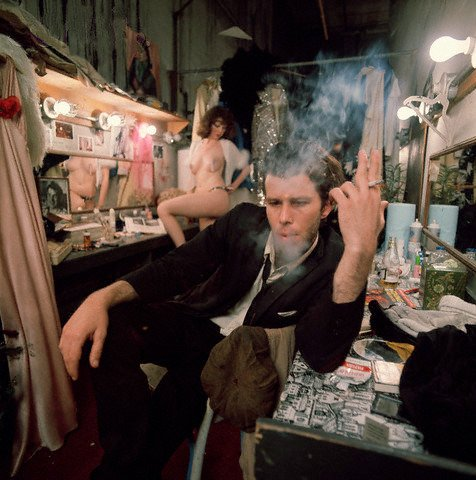 """Champagne for my real friends and real pain for my sham friends.\"" Happy 69th birthday to Tom Waits."
