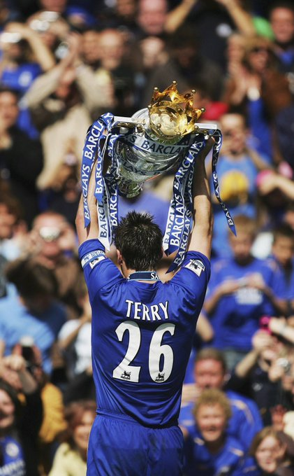 Happy Birthday captain, leader and legend, John Terry.