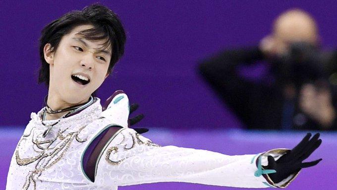 Happy birthday, Yuzuru Hanyu!