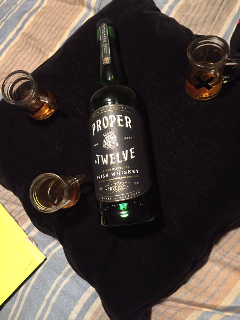 RT @TrashScorpio: Smooth is fast @TheNotoriousMMA @ProperWhiskey https://t.co/gpVtas1iko