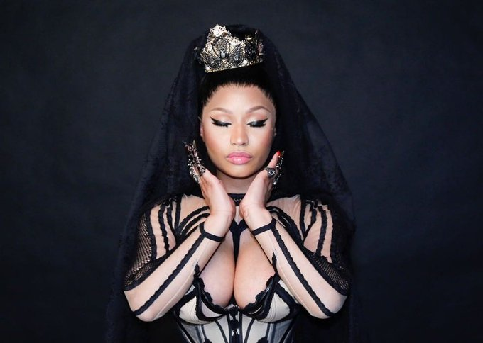 Happy birthday to the one and only Queen of rap nicki minaj I love you