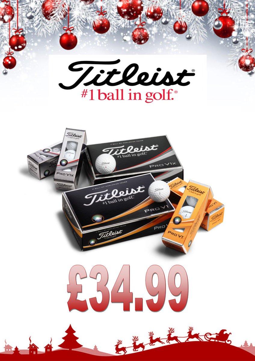 test Twitter Media - #itsbeginningtolookalotlikechristmas   Some fantastic festive #offers right now @CottrellParkLtd   HUGE savings on premium golf balls from @TitleistEurope & @SrixonGolf  Pro V-1's now just £34.99 a dozen & Z-Star's are 2 dozen for just £54.99!  Ho Ho Hurry!! While stocks last!! https://t.co/chg94pBRFj