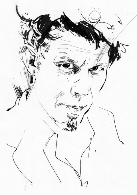 A belated Happy Birthday to Tom Waits.