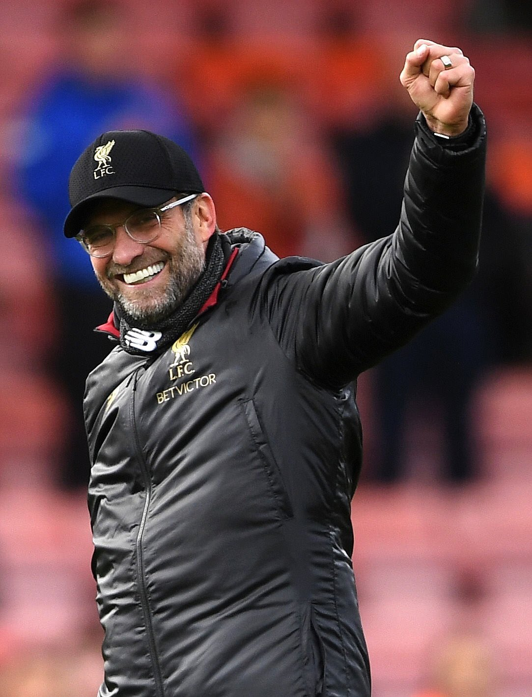 16 games ⚽️  13 wins ✅  3 draws 🤝  0 losses 👀 34 goals scored 🔥 6 goals conceded 👊  1st place 👌  What. a. start. 🔴 https://t.co/V1QpIzGrlb