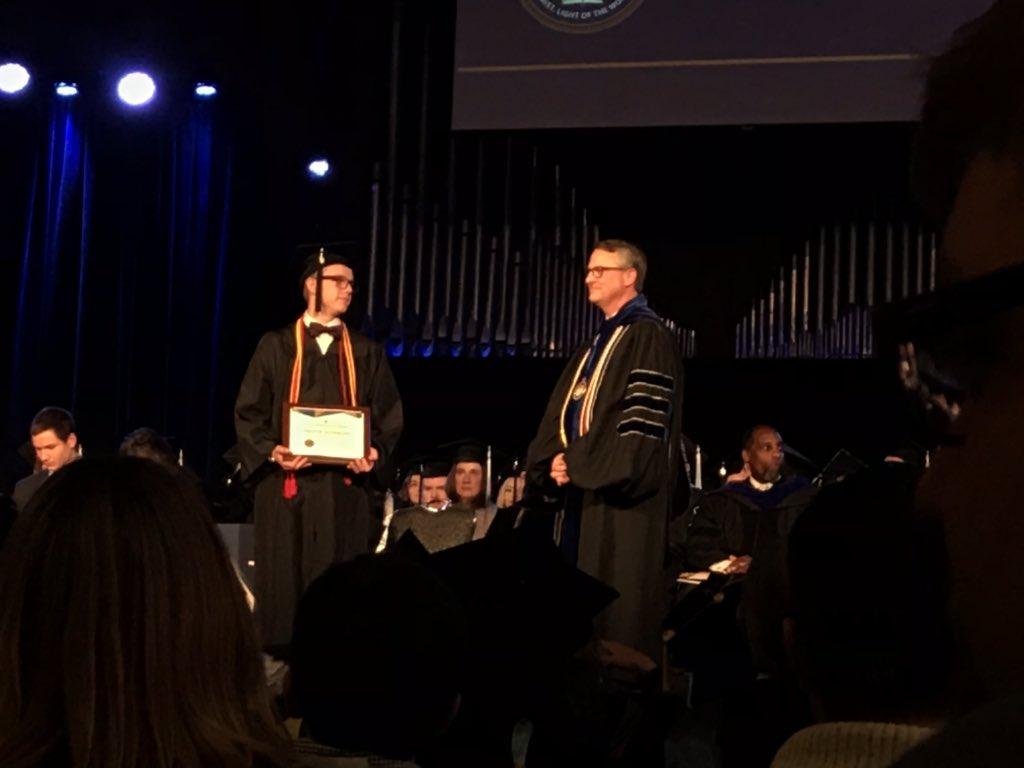 RT @JudsonU: Congratulations to the Student Service Award recipient, Trevor Skorburg! #judsonawesome https://t.co/J4RzELoh05