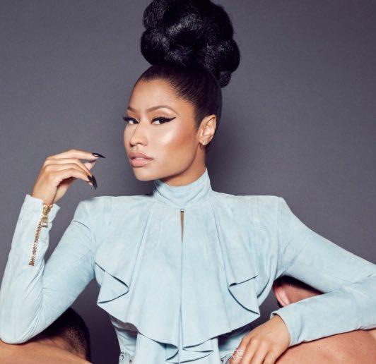 Happy 36th Birthday to Nicki Minaj
