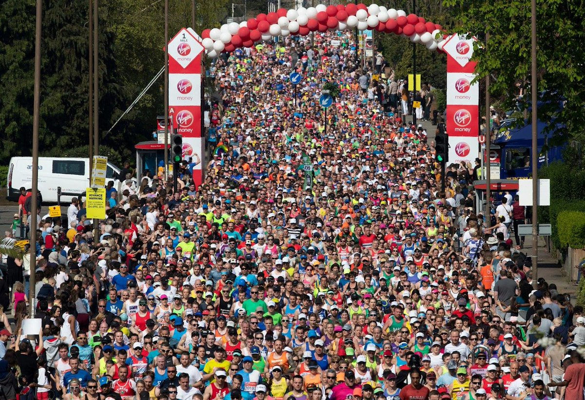 Time to meet the @VirginMoney @LondonMarathon experts – get your tickets now https://t.co/Ha6CeY3Coj https://t.co/mUYS3E7Rdj