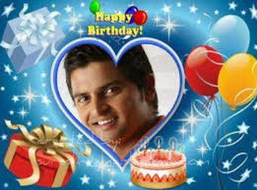 Happy Birthday my superhero Suresh Raina