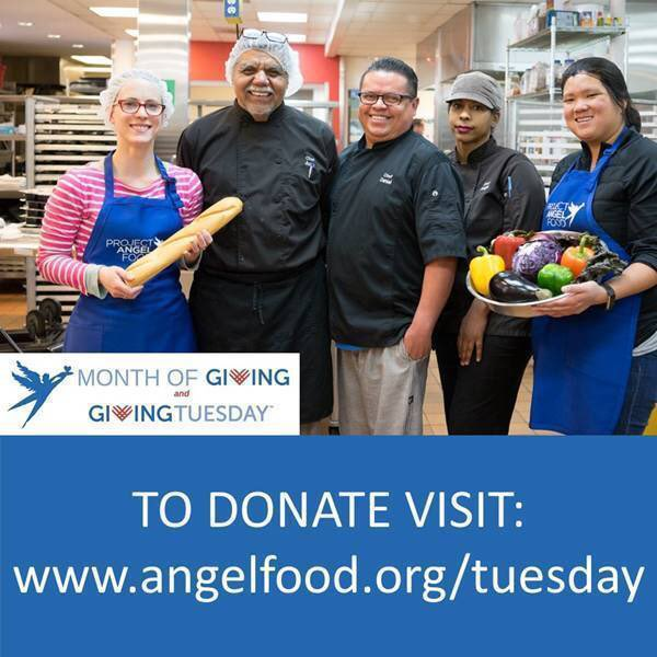 Join me and donate to Project Angel Food today for #GivingTuesday by visiting https://t.co/2bI1sxnEP2 @ProjAngelFood https://t.co/AZvGRqeQme