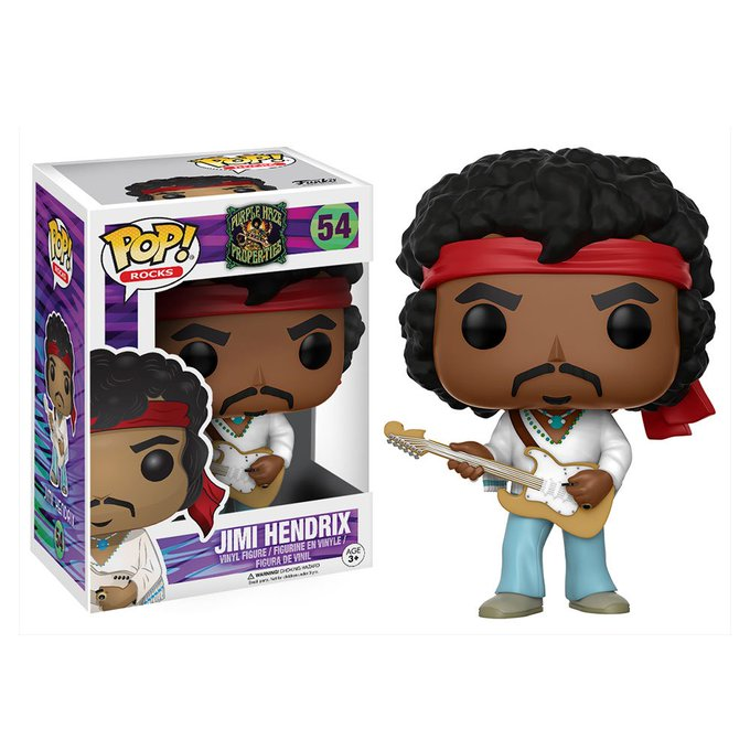 & follow for the chance to win a Jimi Hendrix Pop! Happy Birthday, Jimi!