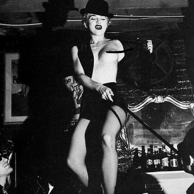 Life is a Cabaret Old Chum............???? lucky to have worked with #helmutnewton https://t.co/cEsuVjGaRr