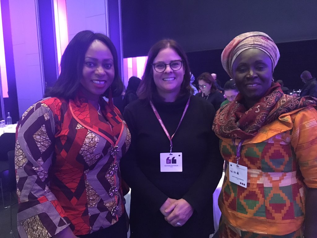 test Twitter Media - The end of another great day at #WLGF2018 ... humbled and honoured to have been able to converse and discuss issues with so many great leaders @WomenLeadersGF #PowerTogether @skochmehrin @SarahAdwoaSafo @GTAmpofo https://t.co/hHCsEd5ndH