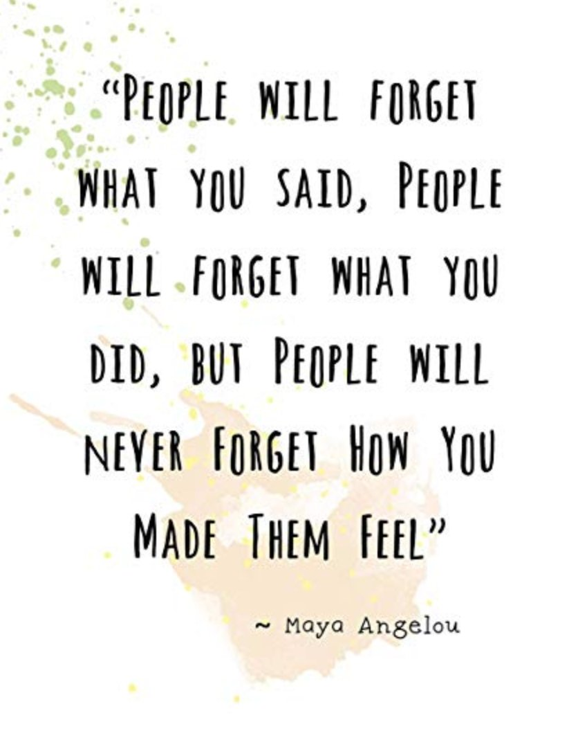 From Ms. Maya Angelou <3 https://t.co/Czx3kaE0Bc
